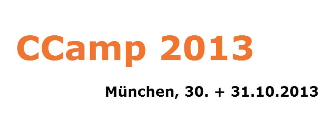 Logo CCamp 2013
