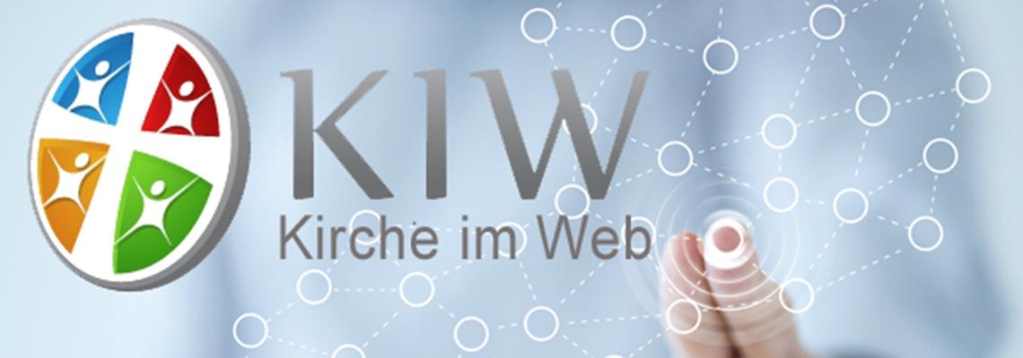 Logo Kirche im Web (KIW19)