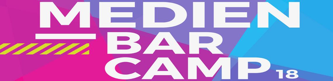 Logo Medienbarcamp Duisburg