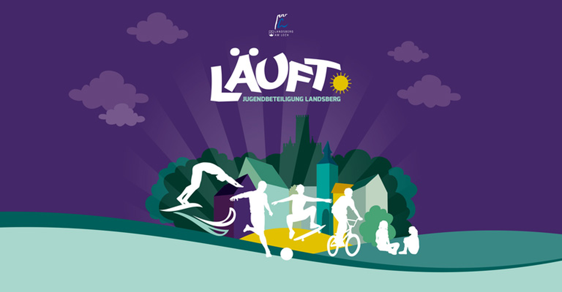 Logo JUZE-Barcamp - Landsberg am Lech
