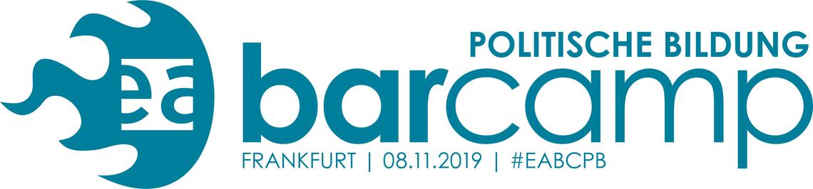 Logo BarCamp Politische Bildung Frankfurt 2019