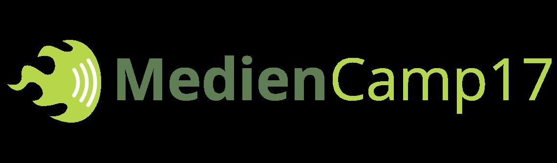 Logo MedienCamp17