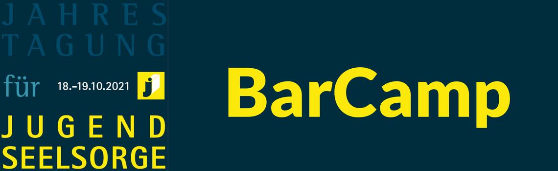Logo Jahrestagung für Jugendseelsorge - BarCamp