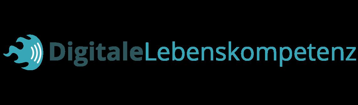 Logo Digitale Lebenskompetenz in und für Familien stärken