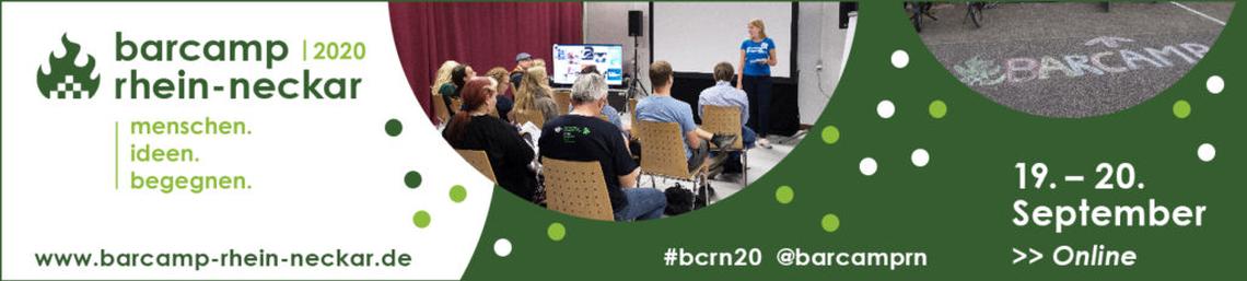 Logo Barcamp Rhein-Neckar 2020