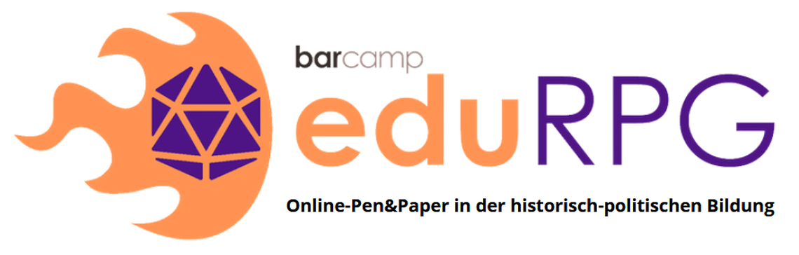 Logo Barcamp eduRPG2021